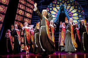 »Sister Act«. Foto: Stage Entertainment
