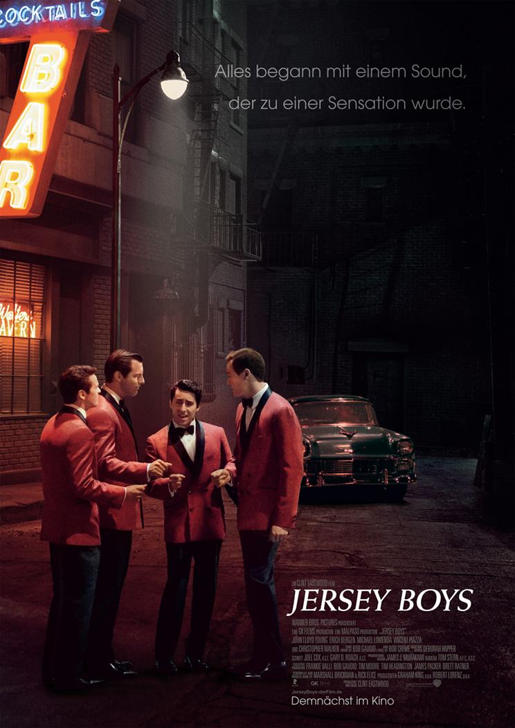 Jersey Girl Trailer Deutsch