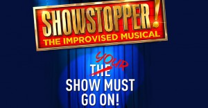 »Showstopper! The Improvised Musical« im Lyric Theatre London